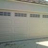 Unique Raised Panel Sandstone All County Garage Doors