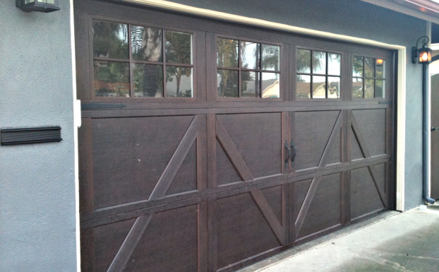 Wayne Dalton 9700 Charleston Garage Door