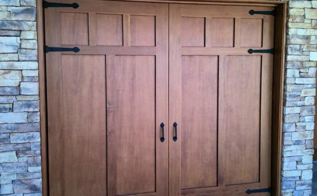 craftsman garage door picture