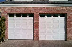 Gallery 5 12 all county garage doors for 12 foot roll up door