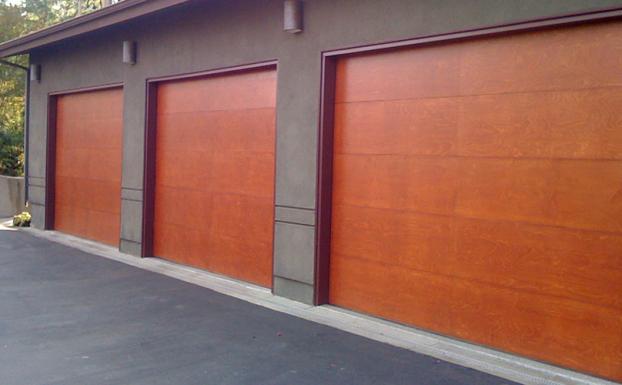 all county doors contemporary garage door