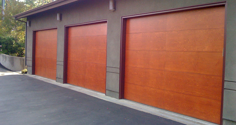 all county doors contemporary garage door