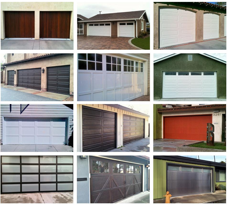 all county doors complete set 5