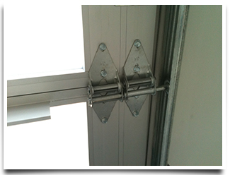 all county garage doors hinges and wheels accessories